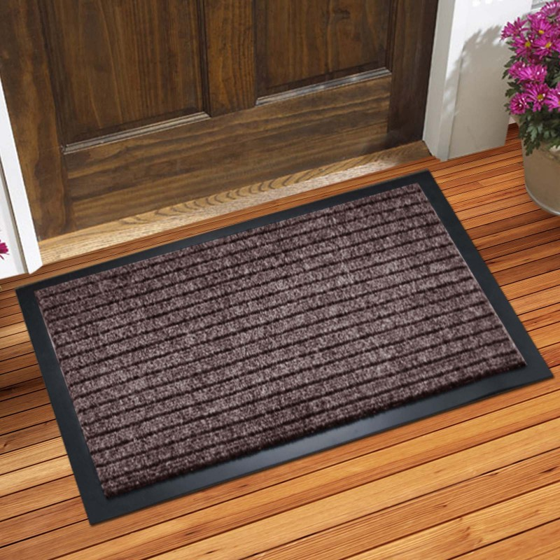 Armour Brown Premium Dirt Grabber Doormat