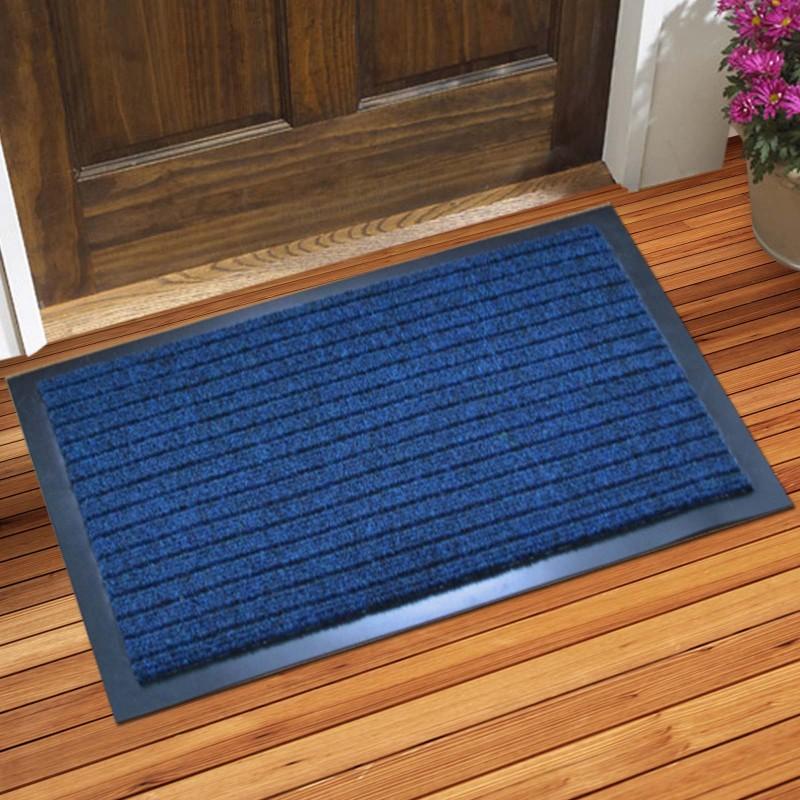 Armour Blue Premium Dirt Grabber Doormat
