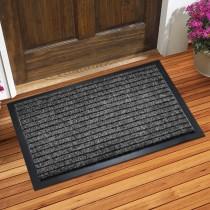 Armour Charcoal Premium Dirt Grabber Doormat
