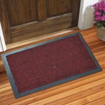 Armour Red Premium Dirt Grabber Doormat